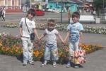 Погорельцы Илона Тешабоева и ее пятеро сыновей