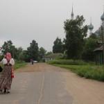 У Бога в огороде. Село Давыдово.